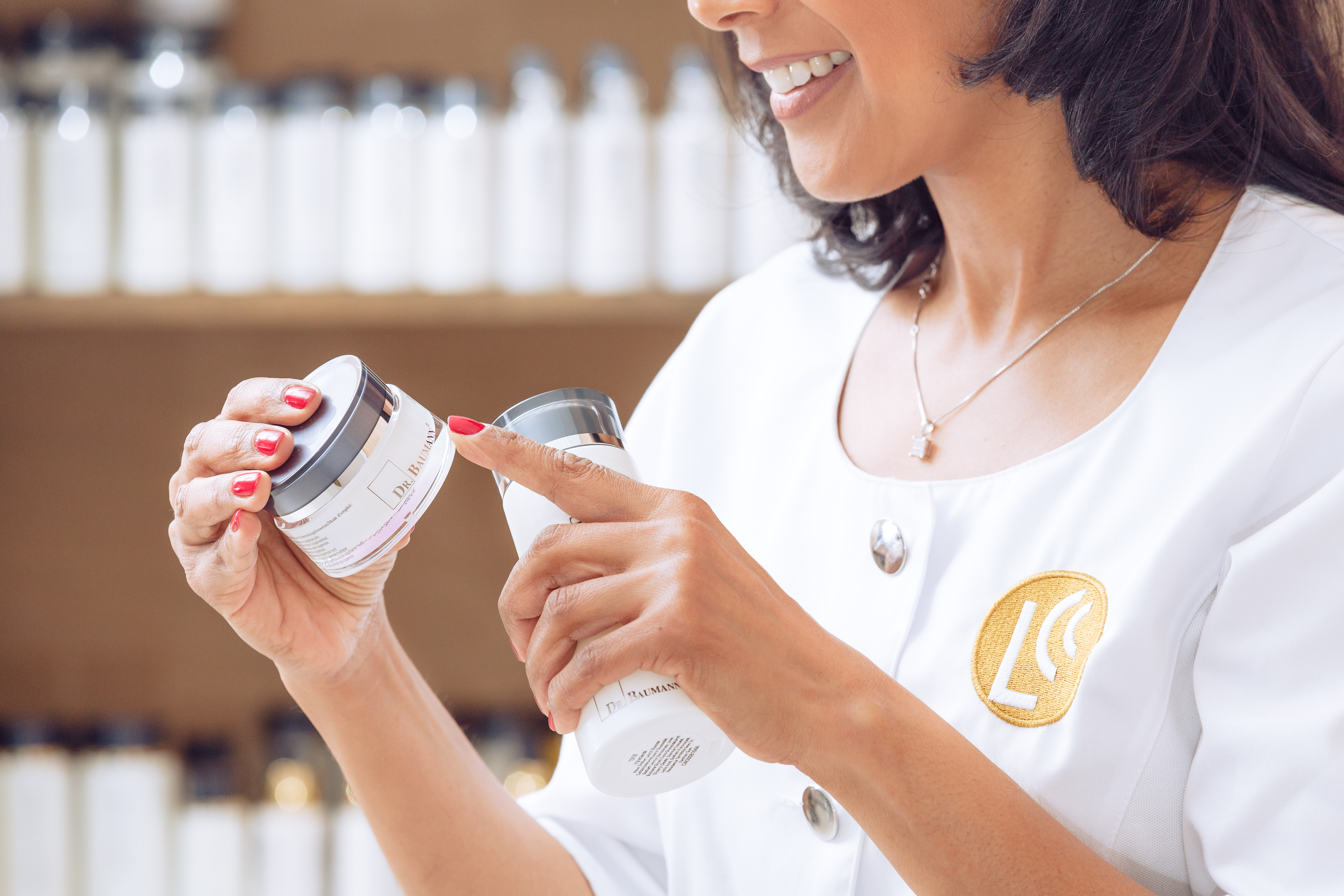 Dr.Baumann Huidverzorgings producten